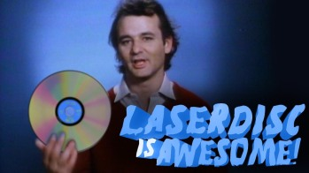 bill murray laserdisc